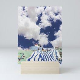 Salvation Mountain Mini Art Print