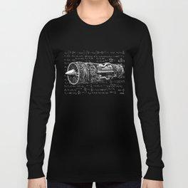 Thrust matters! Long Sleeve T-shirt