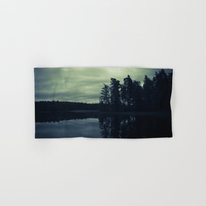 Lake by Night Hand & Bath Towel