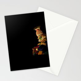 Kathakali in night lights - 134 Stationery Cards