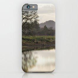 Rainy Day Turnaround iPhone Case