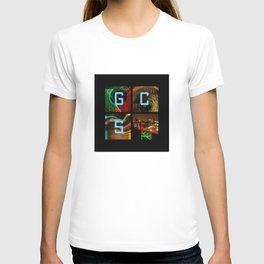 GCSQ#3, Grand Canal Square, Dublin, Ireland T-shirt