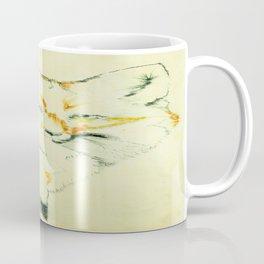 Fading Fox Coffee Mug