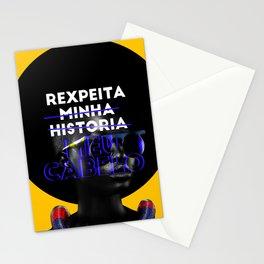 Respeita Meu Cabelo Stationery Cards