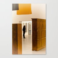 doors Canvas Prints featuring DOORS by Sébastien BOUVIER