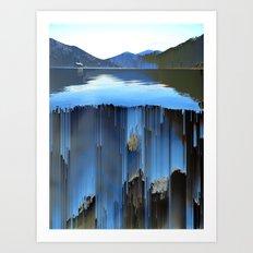 Sounding Art Print