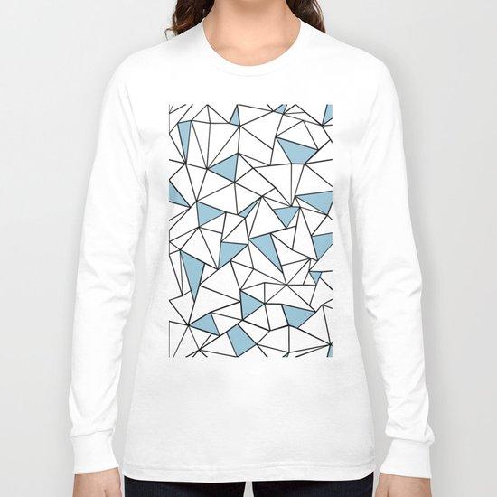 Ab Out Blue Blocks Long Sleeve T-shirt