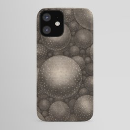 """Galaxies from Thomas Wright's """"An Original Theory or New Hypothesis of the Universe,"""" 1750 iPhone Case"""