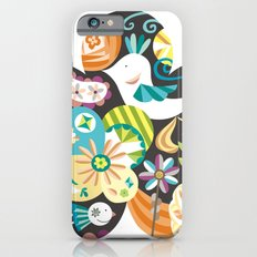 The forest of flower Slim Case iPhone 6s