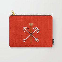 Flag of Saint Petersburg / Санкт-Петербу́рг Carry-All Pouch