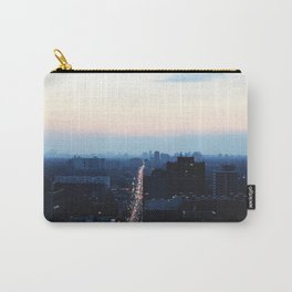 Bloor Street Lights Carry-All Pouch
