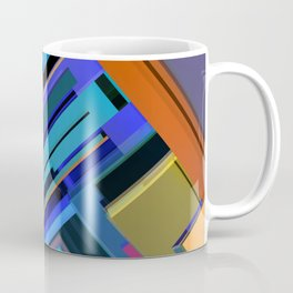 Abstract Composition 611 Coffee Mug