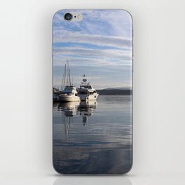 Friday Harbor iPhone Skin