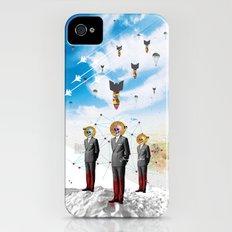 Alert Slim Case iPhone (4, 4s)