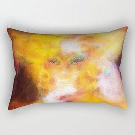 Madonna di Giale Rectangular Pillow
