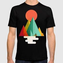 Little Geometric Tipi T-shirt