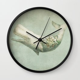 Far and Wide Wall Clock