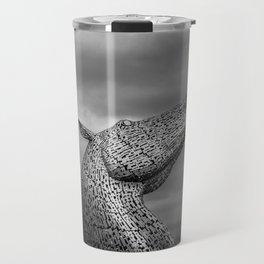 The Kelpies Travel Mug