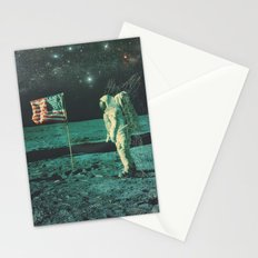 Project Apollo - 2 Stationery Cards