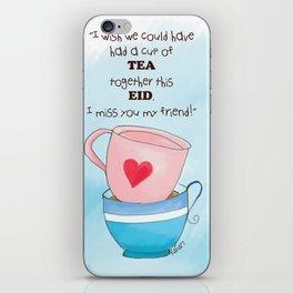 Eid - Miss You iPhone Skin