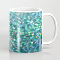 under the sea Mugs featuring Under the Sea... by Lisa Argyropoulos