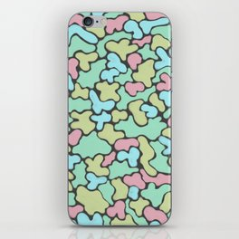 Pile of rejected candy iPhone Skin