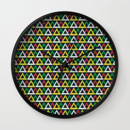 Penrose overload Wall Clock