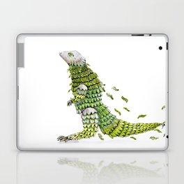 Lizard. Defoliating Laptop & iPad Skin