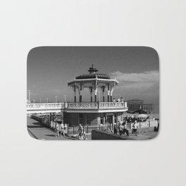 Victorian Bandstand at Brighton Beach Bath Mat