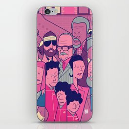 The Royal Tenenbaums iPhone Skin