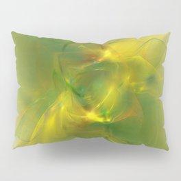 Folds In Paradise II Pillow Sham