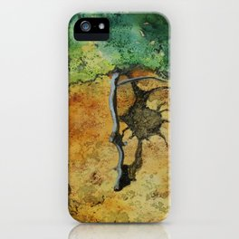 TIERRA (II) iPhone Case