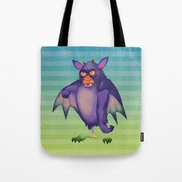 Batsquatch Tote Bag