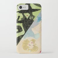 wicked iPhone & iPod Cases featuring Wicked by Serena Rocca