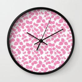 Modern Pinecone Wall Clock