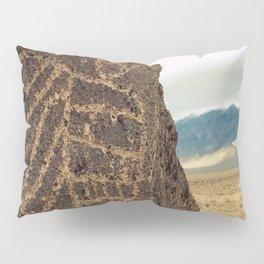 High Desert Petroglyphs Pillow Sham