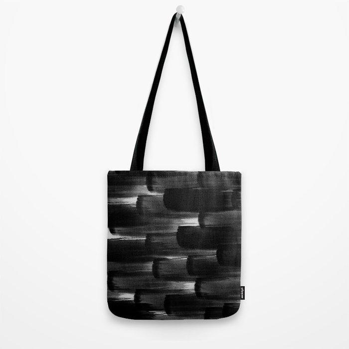 Watercolor Brushes Tote Bag