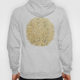 Golden Burst Hoody