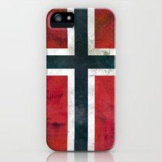 Norway iPhone (5, 5s) Slim Case