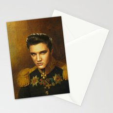 Elvis Presley - replaceface Stationery Cards