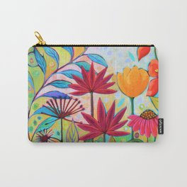 Botanical 1 Carry-All Pouch