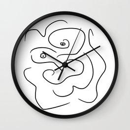 BIG DADDY #society6 #decor #buyart #artprint Wall Clock