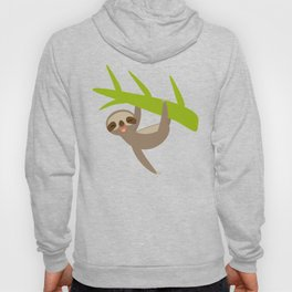 funny sloth Hoody