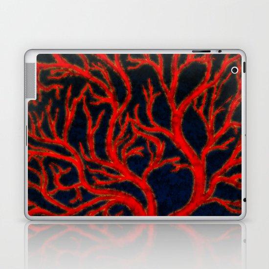 Spackled Veins Laptop & iPad Skin