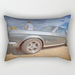 MUSTANG 302 Rectangular Pillow
