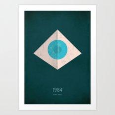 1984 Art Print