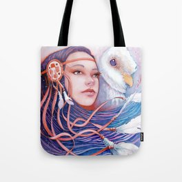 The Dreamwalker's Dawn Tote Bag