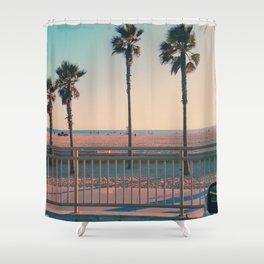 California dreams Shower Curtain