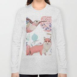 Vintage spring Long Sleeve T-shirt