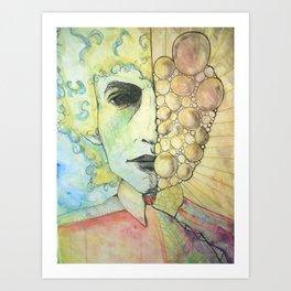 Pseudo-Bob Art Print